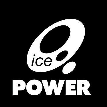 Icepower Industrial Cleaning Logo