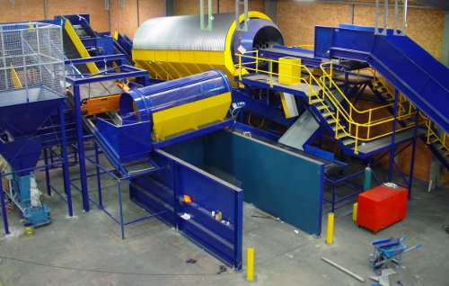 Recycling Facility Design, Installation, and Upgrades both Locally and Internationally